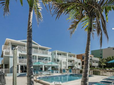 Photo for Brand new Beach front,  ground level 2000 sqft 3 bed/2bath condo. Unit S101