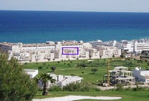 Photo for Penthouse on golf course, WiFi,Pool, 5 min beach, parking