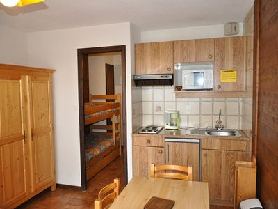 """Photo for Residence """"Le Triolet"""" located in the area of Contamines. Residence in a subdivision of three buildi"""