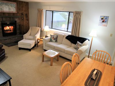 Photo for SPACIOUS! 2BR/1.5Bath UPDATED Condo **ACROSS from Snowshed Base at Killington!