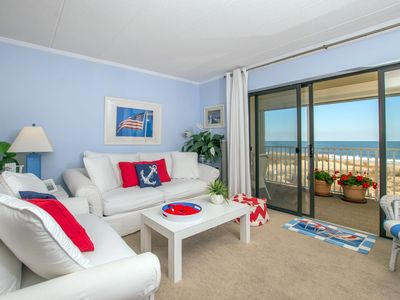 Enjoy the beautiful ocean front view Anchorage II has to offer