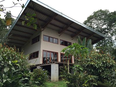 Photo for Spaceous Bamboo & Cob Natural House On 100 Acre Organic Farm Retreat