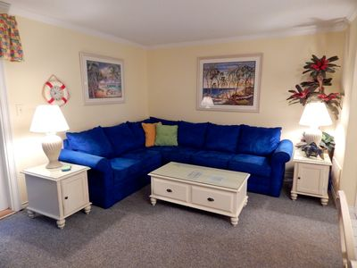 Family Room Sectional Sofa