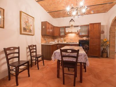 Photo for House in Riparbella with Parking, Internet, Washing machine, Pool (447192)