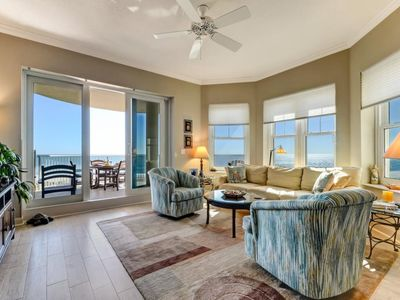 Photo for Exceptional Oceanfront Condo With Stunning Views of the Atlantic!
