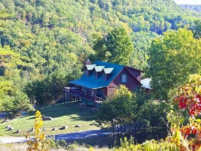 2br Cabin Vacation Rental In Tellico Plains Tennessee
