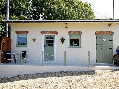 Photo for HEN GILFACH STABLE, romantic in Llanfairyngnhornwy, Ref 1008876