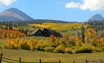 Photo for New Modern home backed by Natl Forrest,15 min. to 4 ski areas, Incredible views