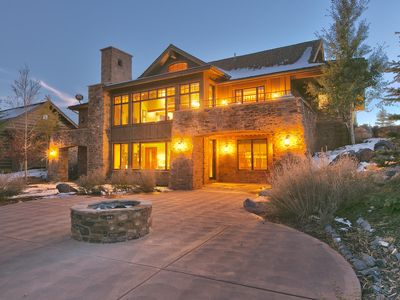 Photo for Luxurious Promontory Golf Club Cabin