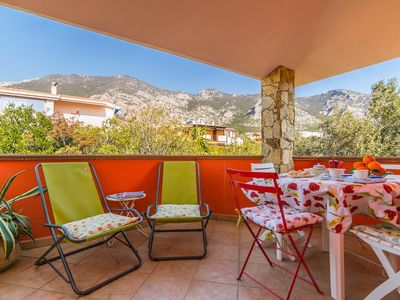 Photo for 2BR Apartment Vacation Rental in Cala Gonone, Insel Sardinien