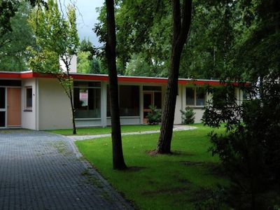 Photo for Spacious group accommodation, equipped with many amenities and located in a park in a forested area