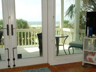 Photo for Beachfront!  Perfect vacation location!  Spectacular views!