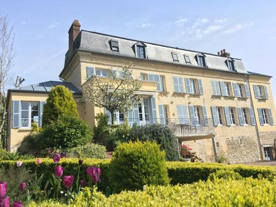 Photo for Exceptional House Honfleur Center (Pool)