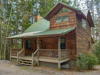 Photo for Juniper Place - Beautiful, Updated Cabin