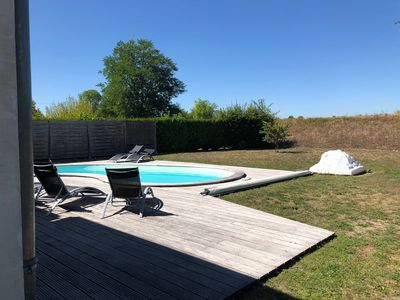 Photo for Le Frêne - Charming villa with private pool