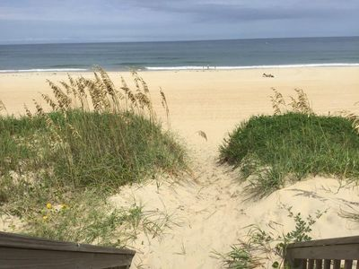 Photo for HEEZEN OCEANFRONT PET FRIENDLY SOUTH NAGS HEAD