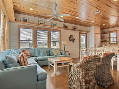 Photo for 4BR Beauty, Blocks from the Beach – Awesome Outdoor Space w/ Pool & BBQ