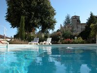 Beautiful property very well equipped and a wonderful swimming pool in a very private setting
