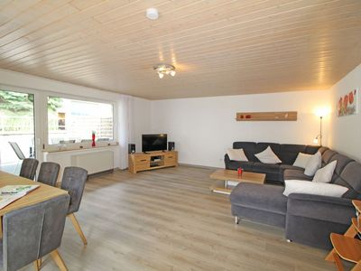Photo for Beautiful apartment for 7 guests with WIFI, TV, pets allowed and parking