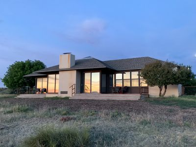 Photo for Sunrise Ranch Sonoita-Mountain Views and Wineries