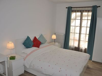 Photo for Charming villa 5 minutes from Amboise Master suite