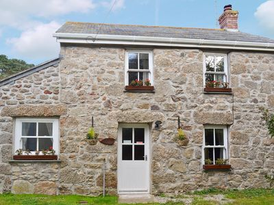 Photo for 2BR House Vacation Rental in Tregeseal, near St Just