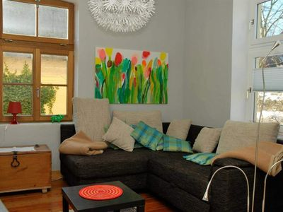 Photo for Signalman Cottage - Apartment I in the Bahnwärterhaus