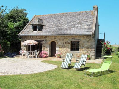 Photo for Vacation home Entre Terre et Mer (PLR200) in Plounevez Lochrist - 6 persons, 3 bedrooms
