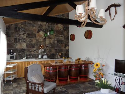 Photo for Quinta dos Sentidos, Is a private farmhouse, has fruit trees, garden, orchard