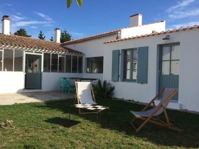 Photo for House fisherman renovated, comfortable, bright. Prox Port and Plages- Cadouere