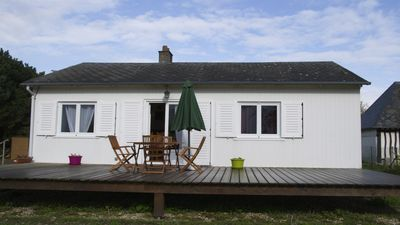 Photo for charming fully renovated cottage