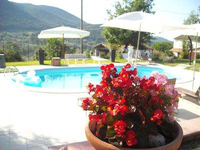 Photo for 1BR Apartment Vacation Rental in Casperia, Lazio