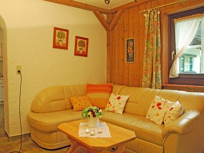 Photo for Family & Dog Friendly 50M2 Apartment, Summer & Winter, Pool, Sauna, Fireplace