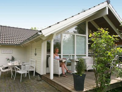 Photo for Serene Holiday Home in Dronningmølle with Sauna