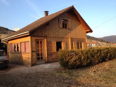 Photo for Chalet surrounded by nature near Gerardmer