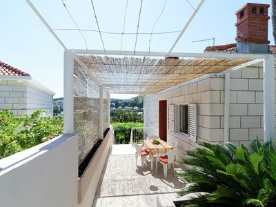 Photo for Sumptuous Apartment in Dubrovnik with Private Terrace
