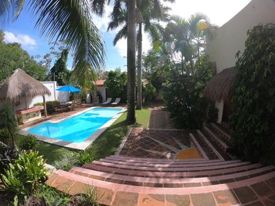 Photo for 4BR Bed & Breakfast Vacation Rental in San Miguel II, Q.R.