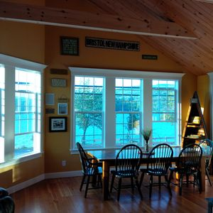 Photo for Newfound Lake 5 Br/2.5 Bathroom w/ gameroom.  Former Rec Hall To Bungalo Village