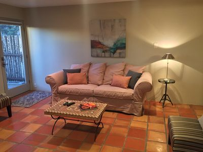 Photo for Beautiful Casita Walking Distance From The Plaza. Private Courtyard.