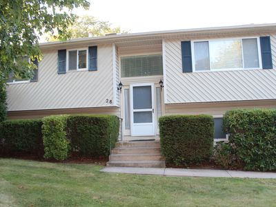 Photo for Spacious Beach House close to Narragansett Town Beach-beach passes-8/24week open