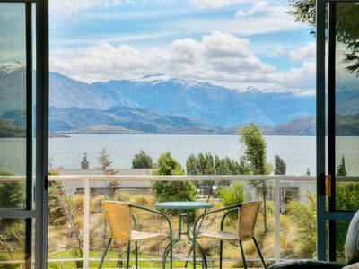 Photo for Nestled above the Lakeshore | Unimaginable Views | Contemporary Kiwi Charm