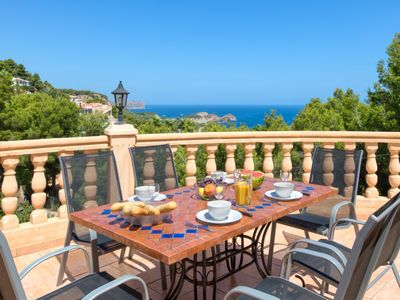 Photo for Vacation home Bellevue in Jávea/Xàbia - 8 persons, 4 bedrooms