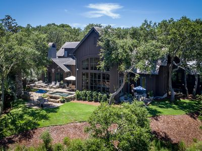 "Photo for Exclusive ""One of A Kind"" Kiawah Waterfront Estate with Dock"