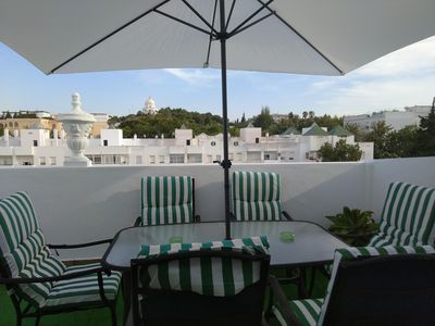 Photo for PENTHOUSE WITH SPECTACULAR VIEWS IN THE CENTER OF CHICLANA
