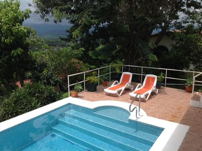 Photo for Lap Pool with Ocean View, Boutique Villa, 2 bedrooms, sleeps 5, Central Location