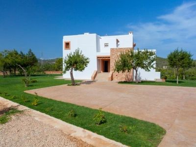 Photo for 4 bedroom Villa, sleeps 8 in Ses Paisses with Pool, Air Con and WiFi