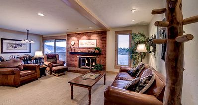 Photo for Bear Claw 103: 2 BR / 2 BA condo in Steamboat Springs, Sleeps 8