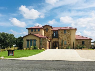 Texas Tuscan a Concan Luxury Home