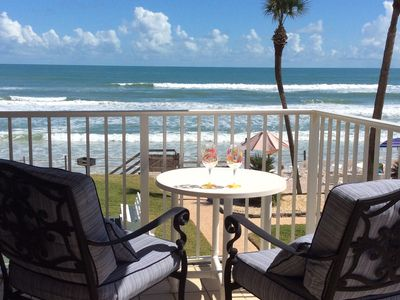 Photo for NEW on VRBO. Ocean Front Paradise, Home away from Home