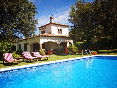 Photo for VILLA LLUNA (COSTA BRAVA)